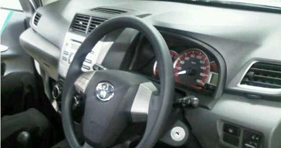 Automotive New Xenia Avanza 2012 Perubahan Pada